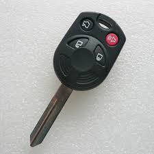 Ford Transponder Car Key