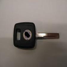 Volvo Transponder Car Key